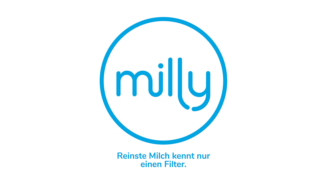 Milly - Naming und Rebranding